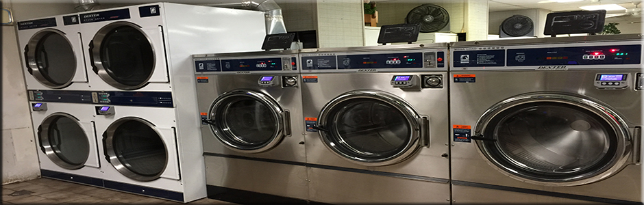 """Washers and Dryers in Various Sizes"""